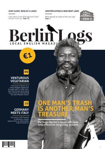 Berlin Logs July 2015
