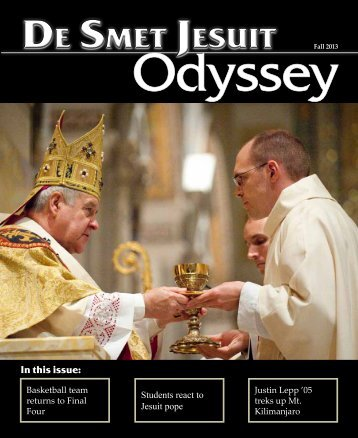 Pages 1-18 - DeSmet Jesuit High School