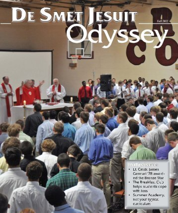 Pages 1-20 - DeSmet Jesuit High School