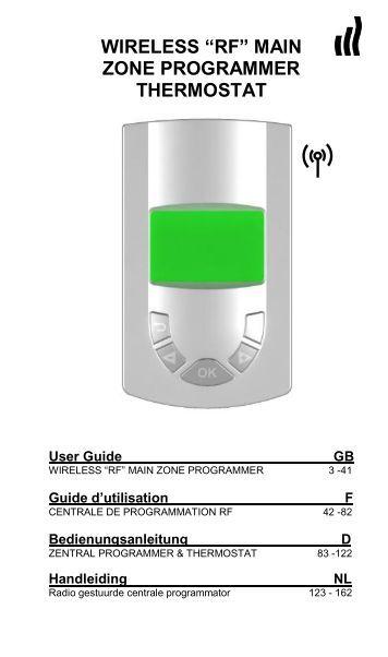 Cypress envirosystems thermostat