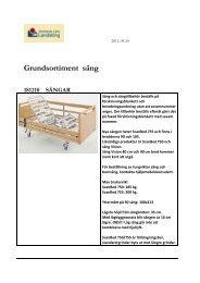 Grundsortiment säng och sängryggstöd.pdf - jll.se