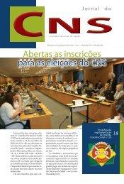 Abertas as inscrições para as eleições do CNS - Conselho Nacional ...