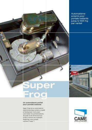 Super Frog - Came
