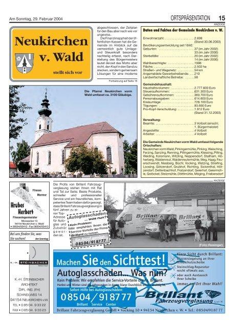 Beste Spielothek in Neukirchen vorm Wald finden