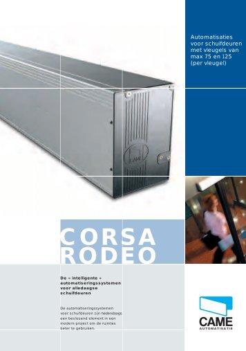 CORSA RODEO - Came