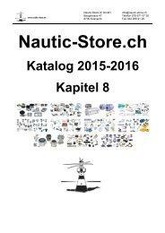 Nautic-Store.ch Bootszubehör Katalog Kapitel 8