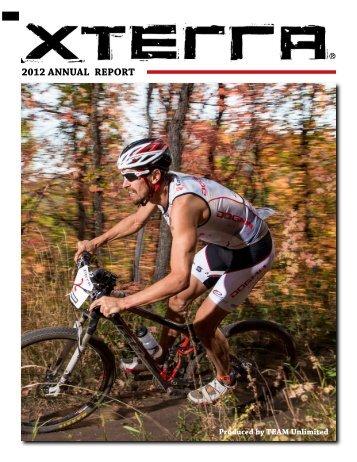 Download the 2012 XTERRA Sponsor Report
