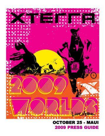 maui 2009 press guide - Xterra