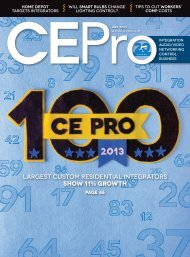 Download this paper - CE Pro