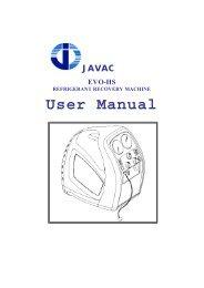 User Manual - Javac