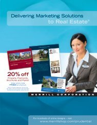 to Real Estate - MerrillShop