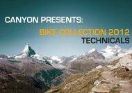 bike collection 2o12 technicals - Risch Velos Motos - Ilanz Surselva