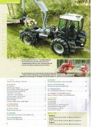 Zeitschrift Forst und Technik (3.8 MB) - Pfanzelt Maschinenbau