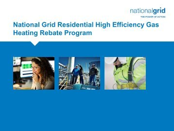 The Rebates - National Grid