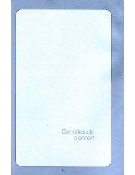 Detalles de Confort - Ford Sierra Net
