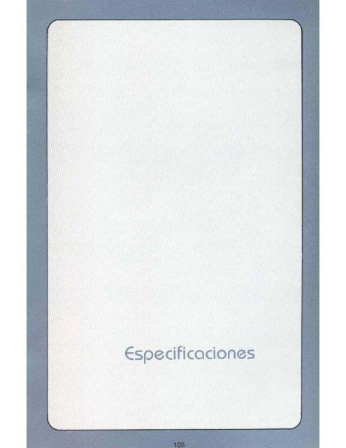 Especificaciones - Ford Sierra Net