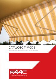 CATALOGO T-MODE