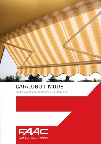 CATALOGO T-MODE