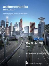 Brochure - Automechanika Dubai