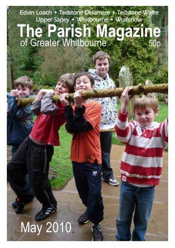 Click - Parish of Greater Whitbourne