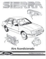 SIERRA - Aire Acondicionado.pdf - Ford Sierra Net
