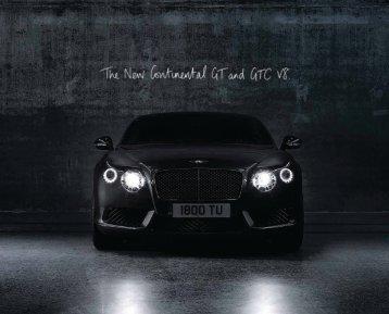 Brochure - Bentley Fort Lauderdale