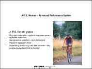 APS Dame kolleksjon - Sportpartner