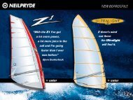 """""""With the Z1 I've got a lot more power, a lot more juice in ... - Neil Pryde"""