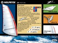 Shear Power The challenge to design a 10th ... - Windsurfing44