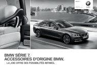 F01 CHfr Titel.indd - BMW.com