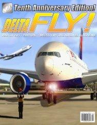 March 2011 10th Anniversary Edition - Delta Virtual Airlines