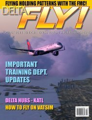 August 2011 - Delta Virtual Airlines