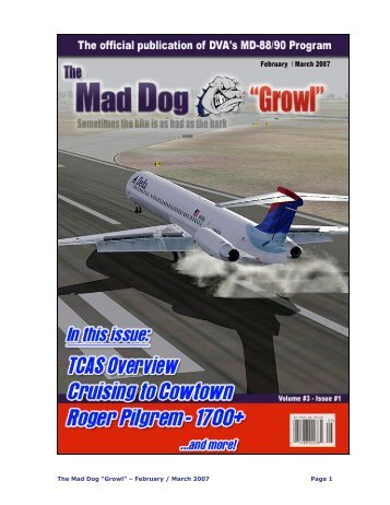 MD-88 Newsletter Vol. 14 - Delta Virtual Airlines