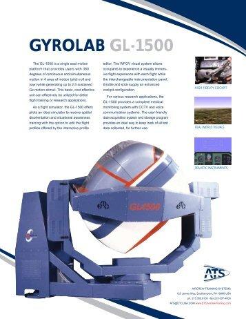 GYROLAB GL-1500 - ETC Aircrew Training Systems