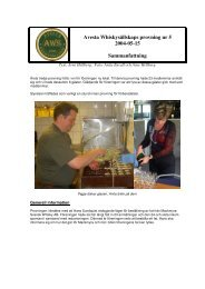 P5 - Avesta Whiskysällskap