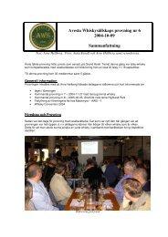 P6 - Avesta Whiskysällskap