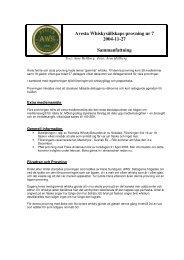 P7 - Avesta Whiskysällskap