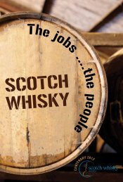 MALT DISTILLERY - Scotch Whisky Association