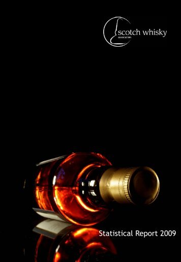 2009 Statistical Report - Scotch Whisky Association