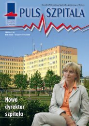 Puls Szpitala nr 21 - Wojewódzki Szpital Specjalistyczny w Olsztynie