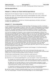 Übungsblatt 5 - auf Matthias-Draeger.info