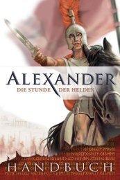Download manual for Alexander - die Stunde der ... - Lost User Guide