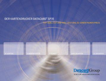 Datenblatt (1.21 MB) - bei Pro Card Systems GmbH