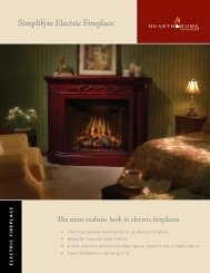 Simplifyre Electric Fireplace