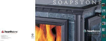 SoapStone Stoves - Lisacs Fireplaces & Stoves