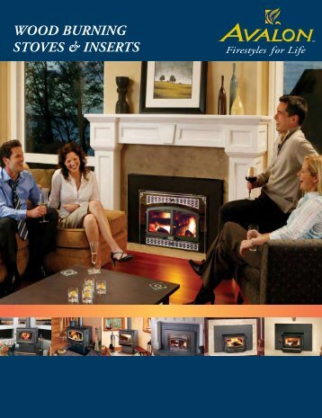 WOOD BURNING STOVES & INSERTS - Lisacs Fireplaces & Stoves