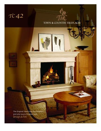 Design-A-Fire TOWN & COUNTRY FIREPLACES - Lisacs ...