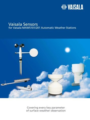 Vaisala Sensors