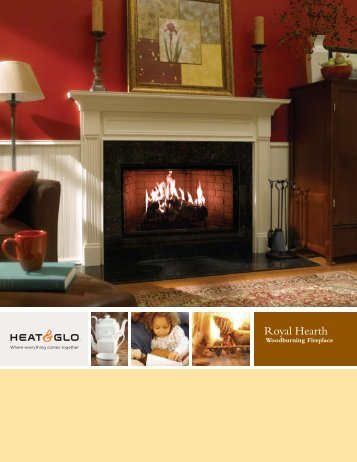Royal Hearth - Lisacs Fireplaces & Stoves