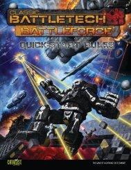 BattleForce Quick Start Rules - Iron Wind Metals